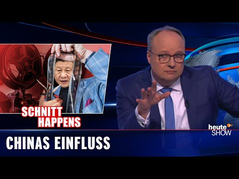 Čína vládne ekonomice i Hollywoodu - heute show
