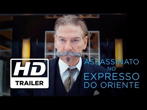 Assassinato no Expresso do Oriente | Trailer Oficial | Legendado HD