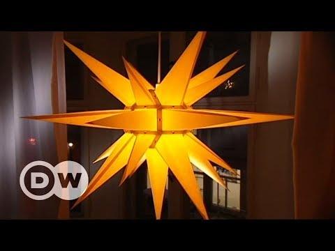 A estrela de papel que ilumina o Natal