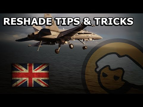 How to install reshade color correction for Escape From
