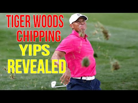 Tiger Woods Chipping Woes Revealed (Rotary Swing Instructor Chris Tyler)