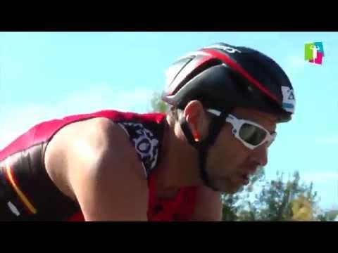 Carlos Belarra, IronMan Finisher en Kona.