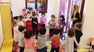 Okul Öncesi Penguen Şarkısı ( Penguen Dansı )