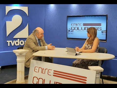 """Video: Dr. Abel Cornejo en el programa """"Entre Columnas"""" por TV Canal 2 Salta, Salta Cable Color, Norte Visión Satelital"""