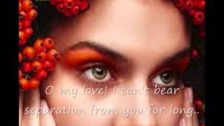 Ashraf Gill & Saira:mp03- tikhe tikhe nain tere..(punjabi geet-duet) 0001