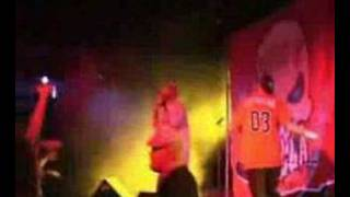 ABK, Violent J, Esham- Sticky Icky Situation (live)