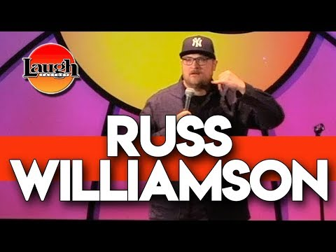 Russ Williamson |  Holiday Travel | Laugh Factory Chicago Stand Up Comedy