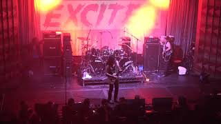 EXCITER    Los Angeles, CA.   6-23-2018