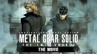 メタルギアソリッド HD THE MOVIE ザ・ツインスネークス 【日本語吹き替え】
