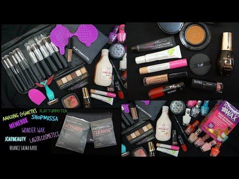 Velvet Mineral Powderset by Amazing Cosmetics #3