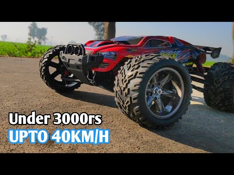 High Speed Rc Car Under 3000 | 2.4 Ghz - Upto 40km/h | Unboxing & Testing