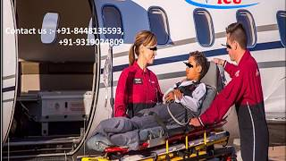Hifly ICU Air Ambulance Services from Ranchi to Chennai At a Low Price