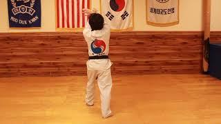 Pyung Ahn 5 (Back)