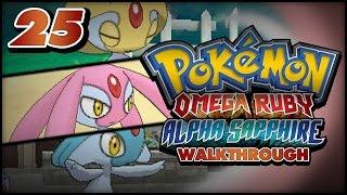 Uxie  - (Pokémon) - Pokémon Omega Ruby and Alpha Sapphire Walkthrough - Part 25: Uxie, Mesprit and Azelf!