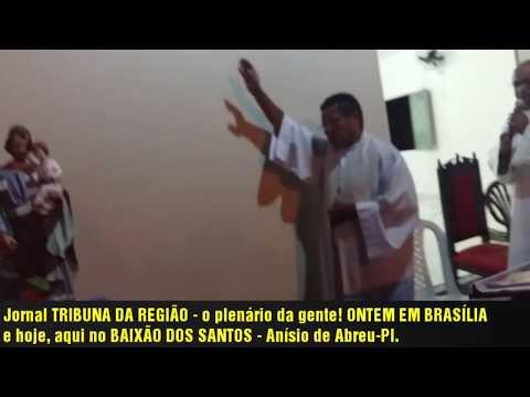 Festejo de SÃO JOSÉ no BAIXÃO DOS SANTOS - ANÍSIO DE ABREU - PI.