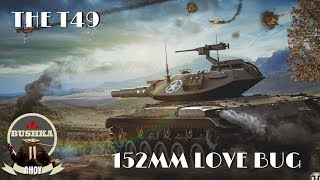 Gambar cover The T49 Love Bug World of Tanks BLitz OMG ITS SO MUCH FUN