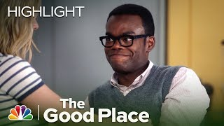 The Moment Chidi Fell for Eleanor - The Good Place (Episode Highlight)
