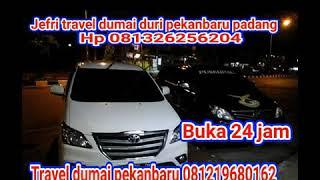 preview picture of video 'Travel batusangkar hp 081219680162 duri. Berangkat pagi dan sore. Antar jemput alamat.pp'