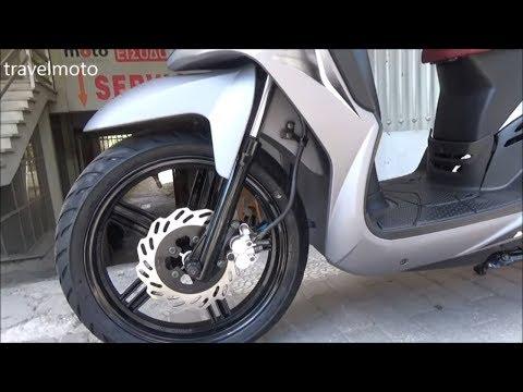 10 New SYM Scooters For 2019 - смотреть онлайн на Hah Life