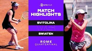 Film do artykułu: WTA Rzym. Koncert Igi...