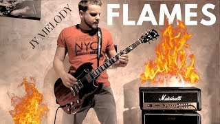 David Guetta & Sia   Flames   JY Melody (Cover)