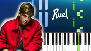 Ruel   Younger (Piano Tutorial