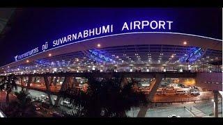 Таиланд. Аэропорт Бангкок Суварнабхуми. Метро, как добраться. Цены, время, виза