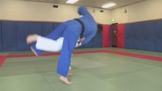 How To Throw People In Judo