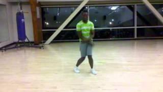 Commander- Kelly Rowland choreography by: Damian Hearn