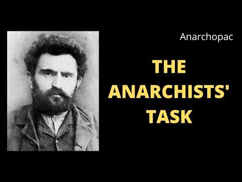 The Anarchists' Task - Malatesta (1899)