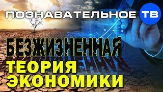 Безжизненная теория современной экономики (Познавательное ТВ, Виктор Соловьёв)
