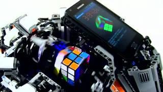 Galaxy SII ile Rubic Cube