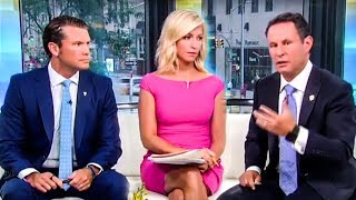 The Moment Ainsley Earhardt Realized She's Surrounded By Total Nonsense