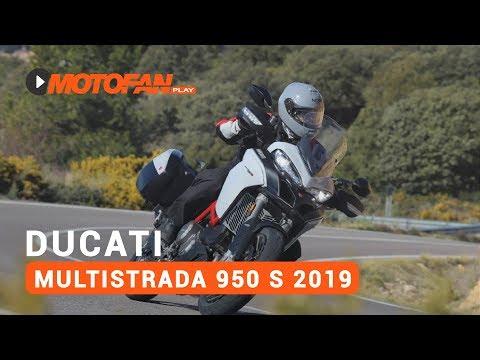 Vídeos de la Ducati Multistrada 950