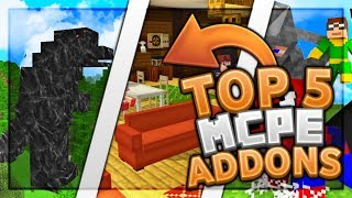 mcpe addons best - TH-Clip