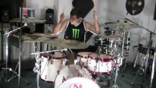 Leo Teran - Story of the year - I'm Alive (Drum Cover)