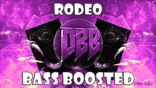 Lil Nas X Ft. Cardi B   Rodeo (Bass Boosted)