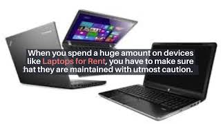 Why Should You Rent a Laptop for Your Business in Dubai?