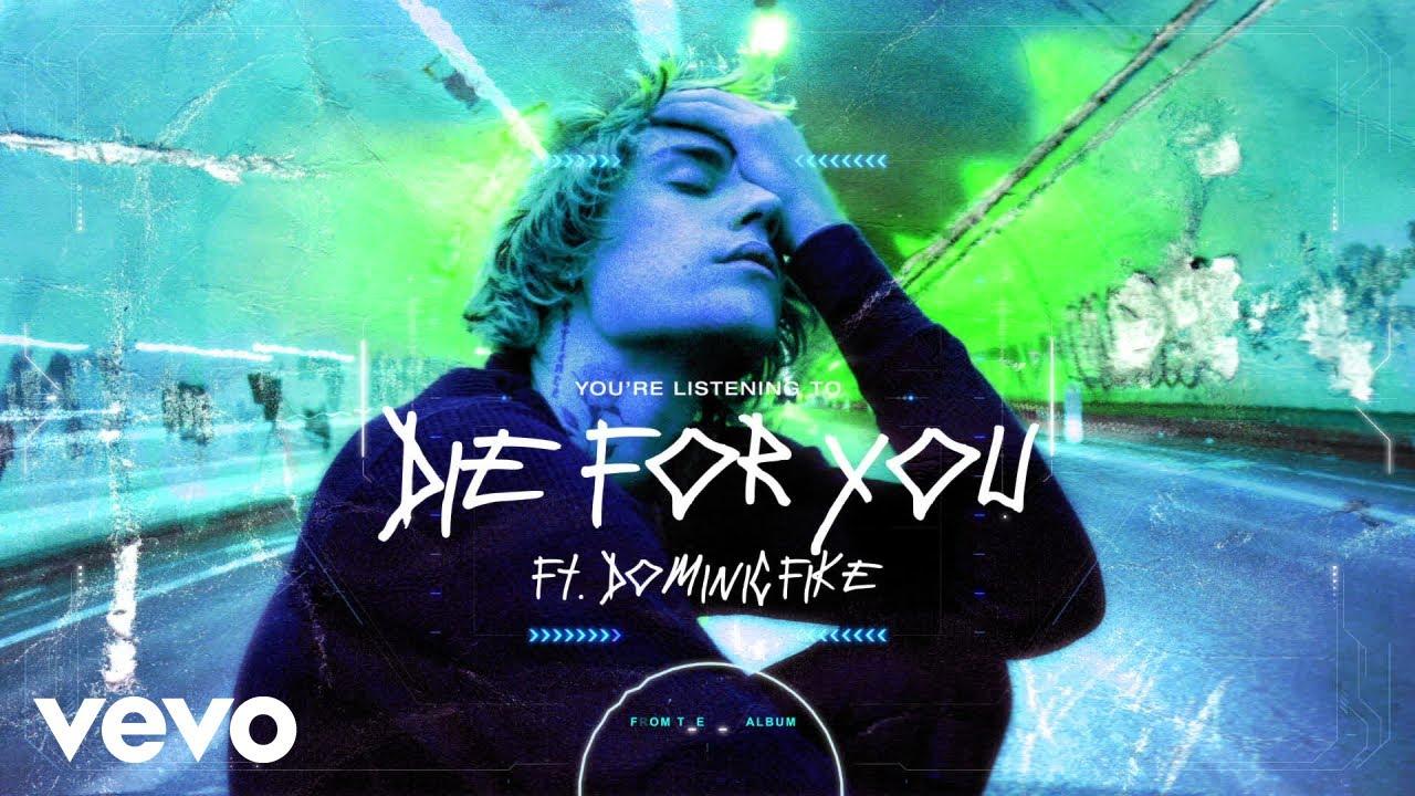 Lirik Lagu Die for You - Justin Bieber dan Terjemahan