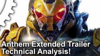 [4K] Anthem Demo Analysis: A New Direction For BioWare... And Frostbite?