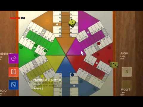 Video of Parchis HD