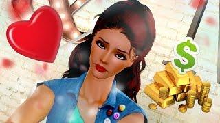 """Sims 3 фильм """"По любви или по расчёту?"""" 1 часть"""