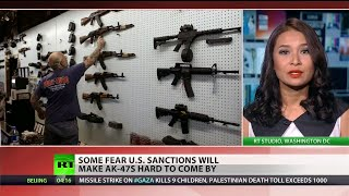 AK47 Buying Frenzy Sparked By Sanctions Against Russia