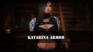 TES 5: Skyrim | Броня Катарины