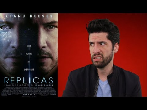 Replicas – Movie Review