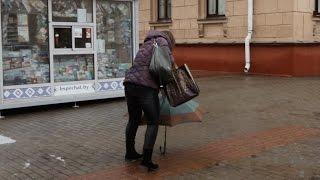 Армагеддождь в Минске. Завораживающие моменты стихии