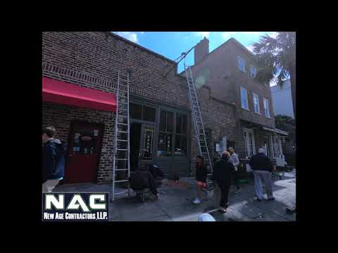 Watch this time-lapse for a brief glimpse into what a standard workday looks like for the NAC crew!