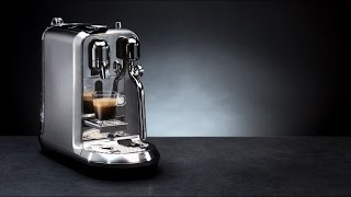 Presenting the New Nespresso Creatista