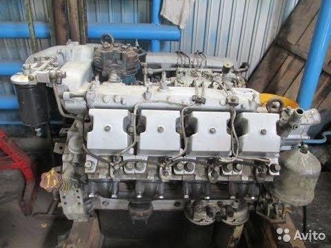 Подробная разборка двигателя Камаз 740!