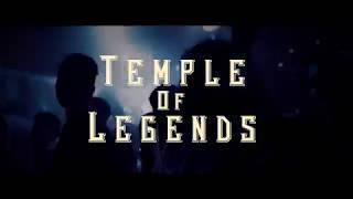 Temple of Legends  Lil Louis 3 hours extended set  TEASER  The Key Paris